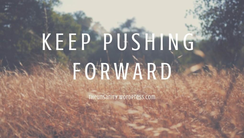 KeepPushingForward