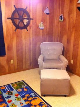 Nikola's Rocking Chair