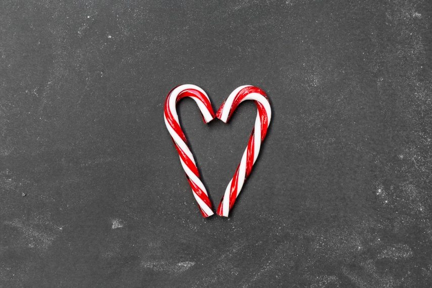 CandyCane Heart