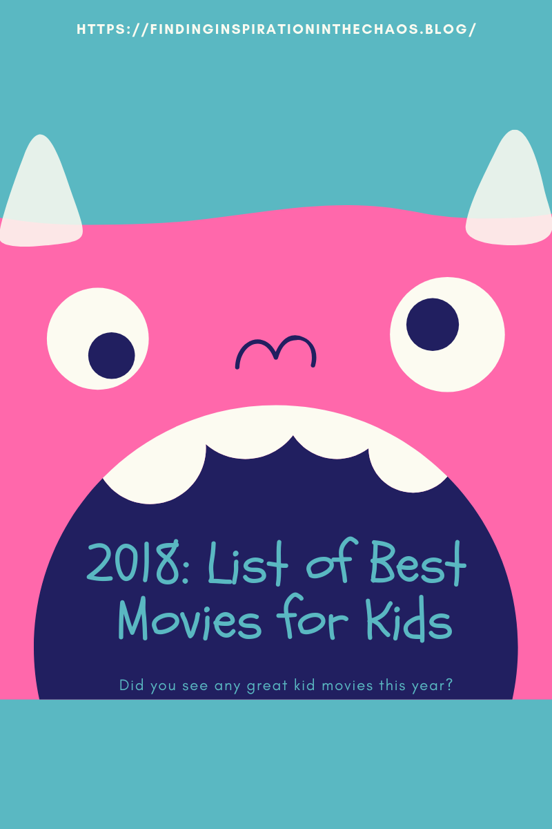 List of Kids Movies