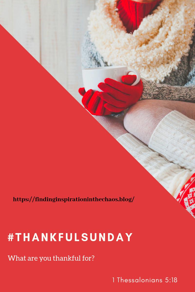 Thankful Sunday Dec. 23