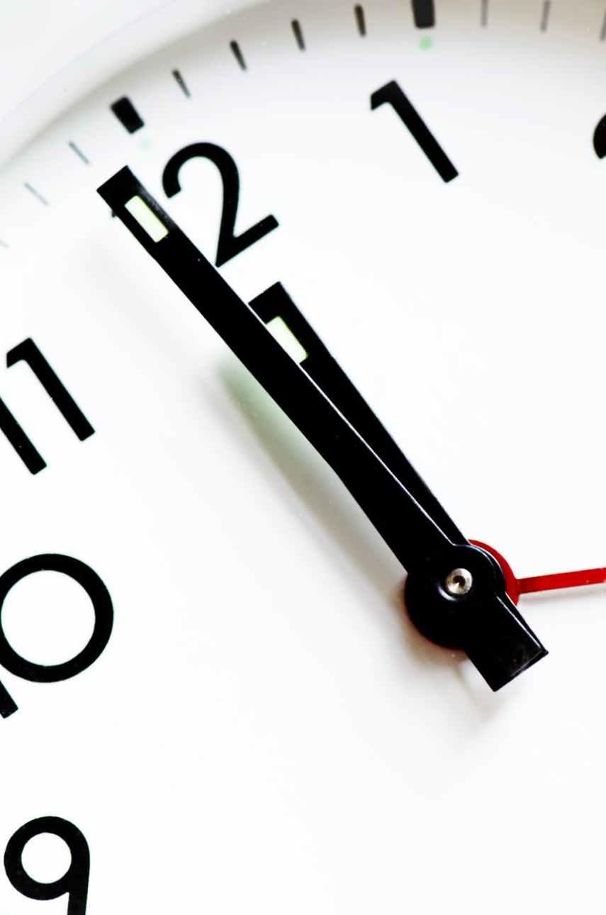 accuracy afternoon alarm clock analogue