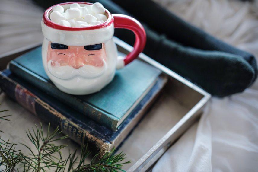 Santa Clause Hot Chocolate