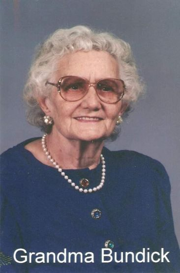 grandma alda bundick