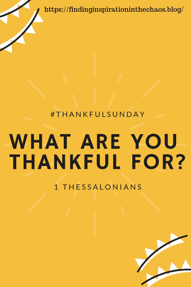 #thankfulsunday january 27
