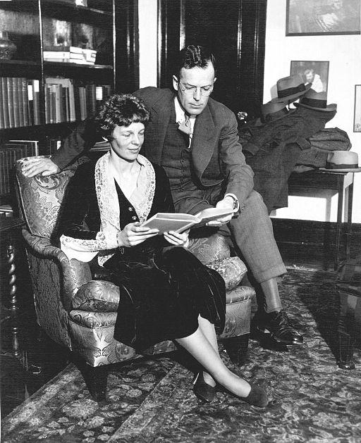 Amelia and Her Husband