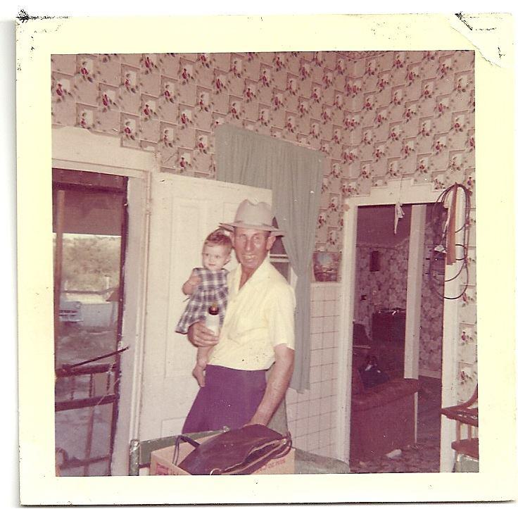 Grandpa and Lanette
